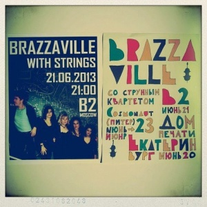 brazzaville poster